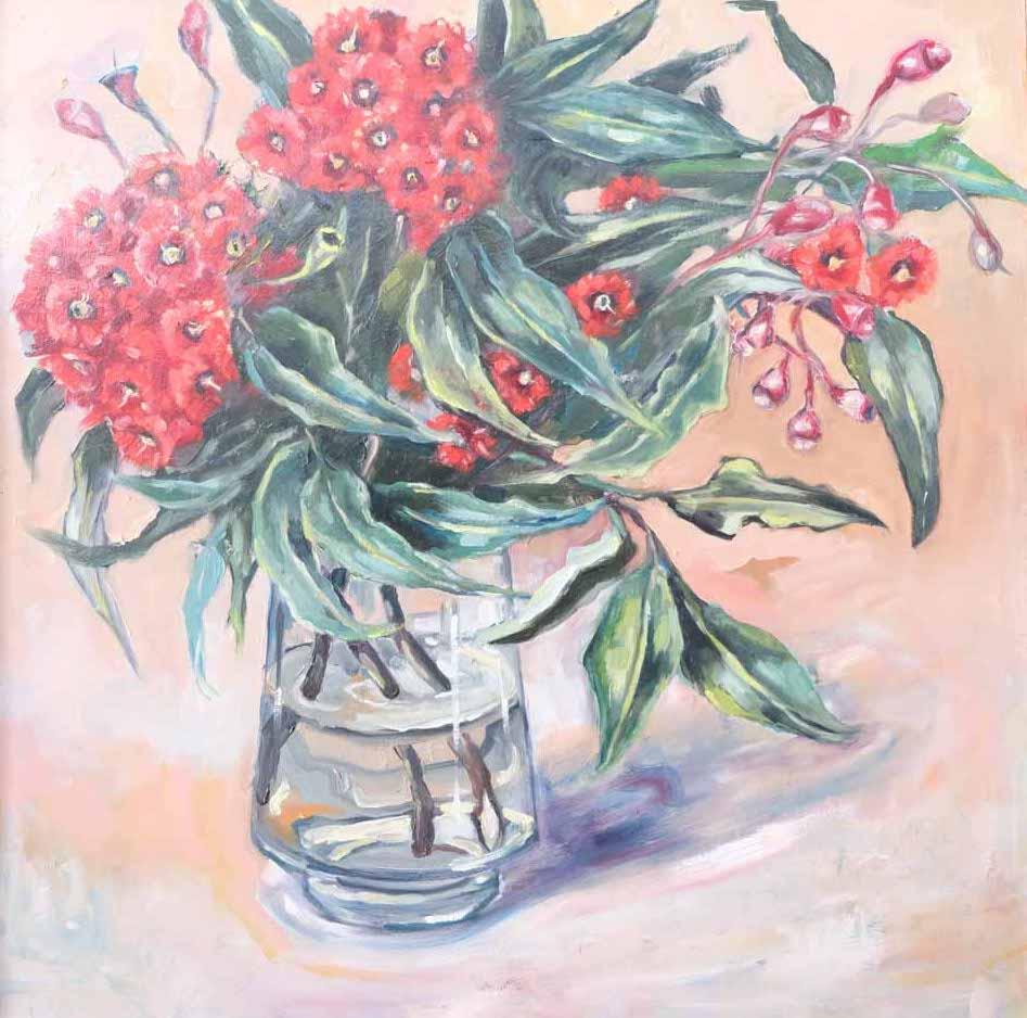 Jolande Anastasi - Flowering Gum