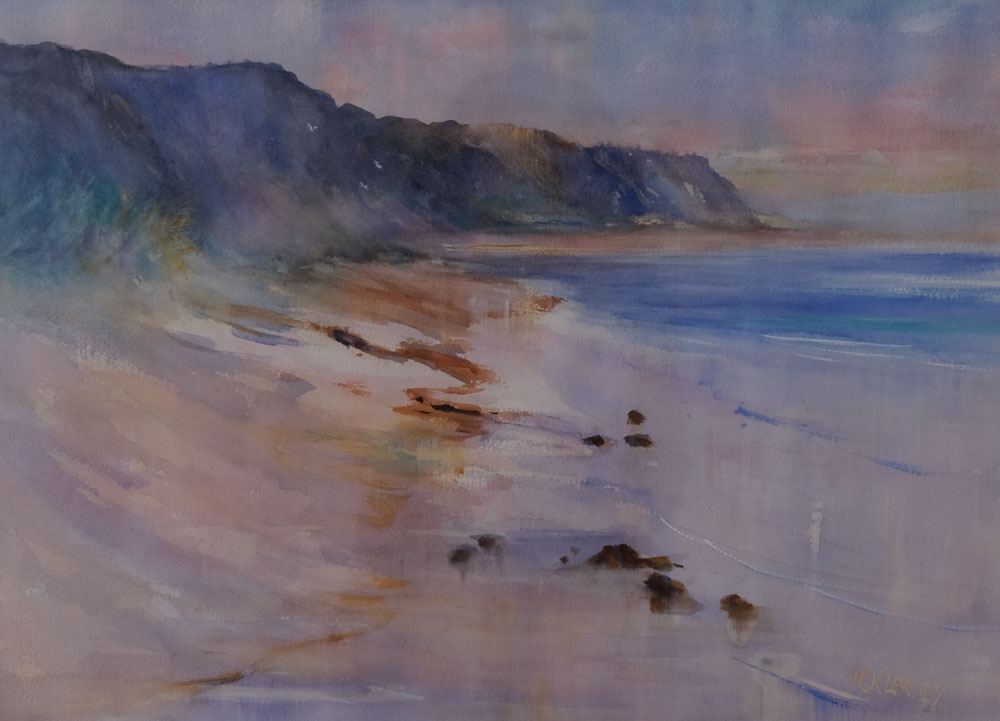 Margaret Lacey - Gentle Light, Ventnor