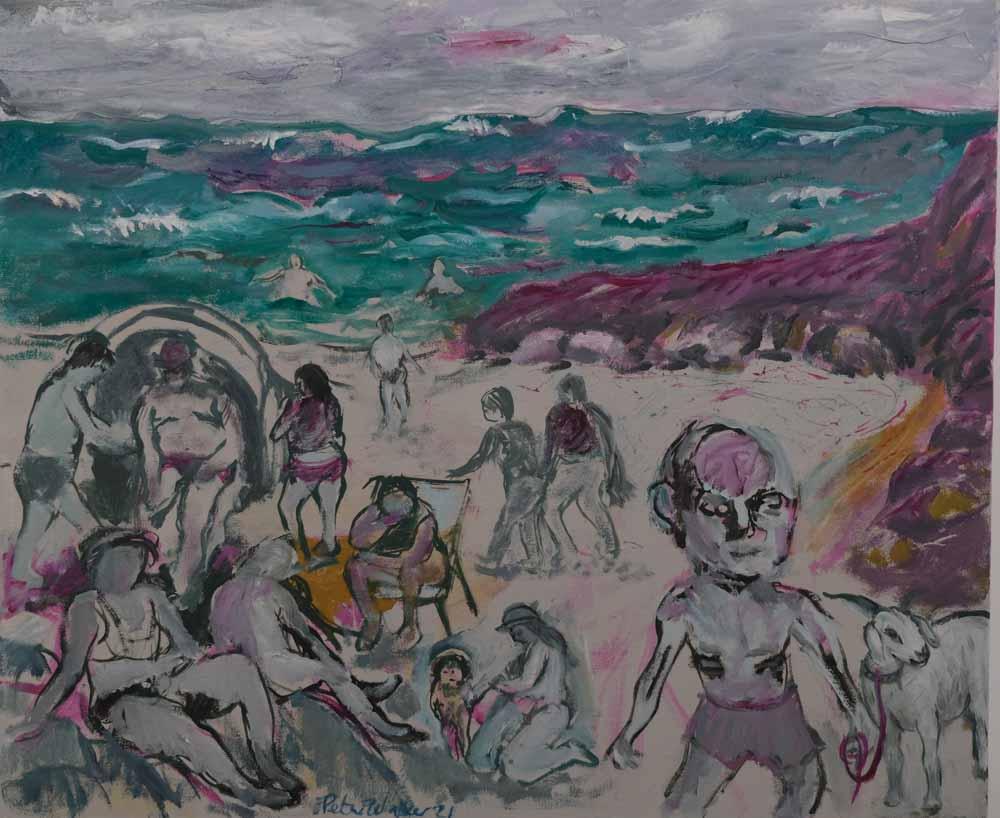 Peter Walker - Runaway Goat