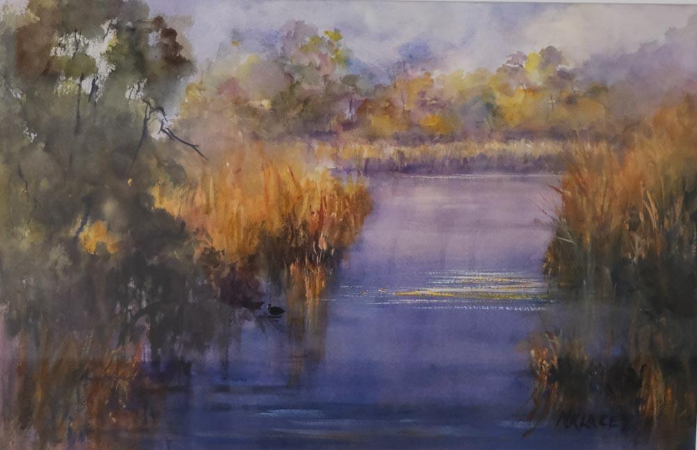 Margaret Lacey - Shearwater Lakes, PI