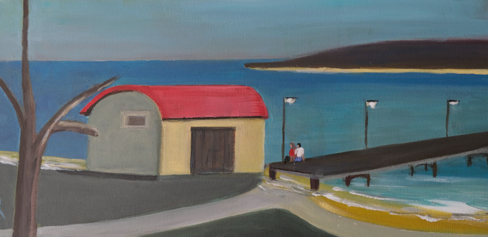 Jan Taylor - The Boathouse, PI
