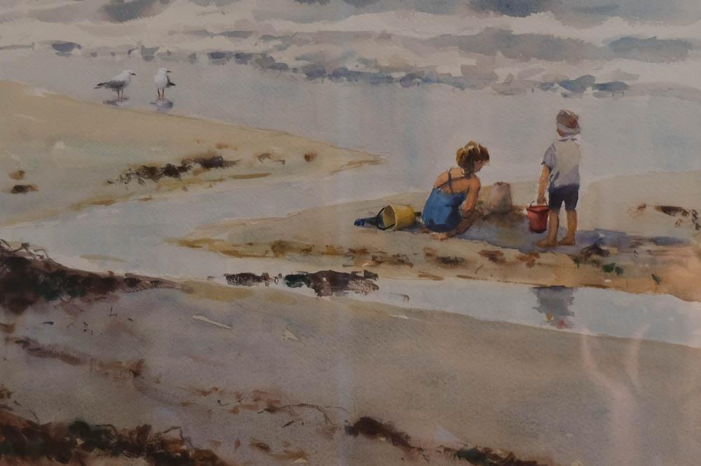 Jenny Jackson - Sandcastles