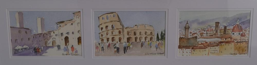 Christine Caldwell - Bella Italia