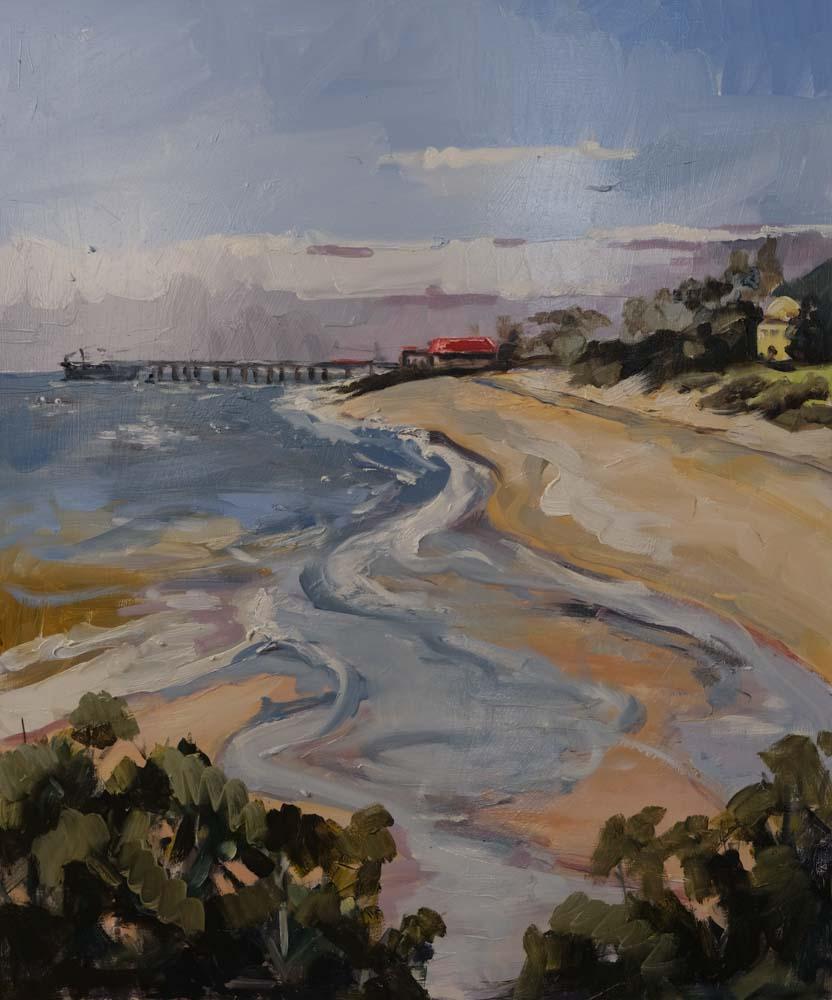 Jolande Anastasi - Cowes Main Beach