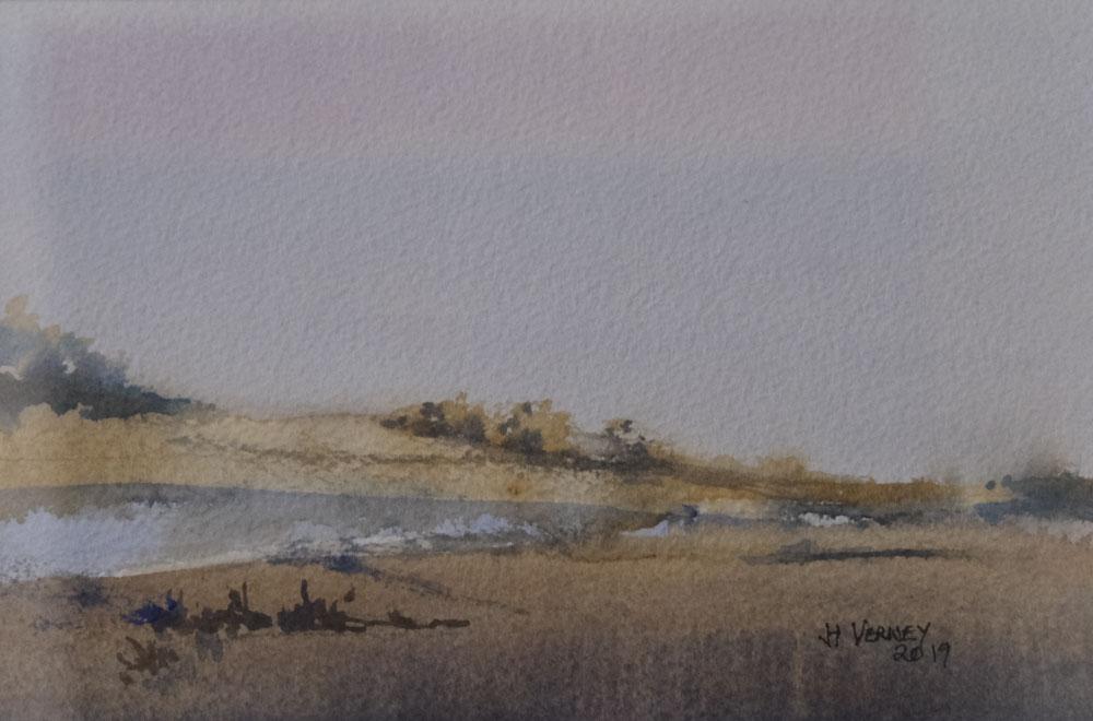 Jean Verwey - Estuary