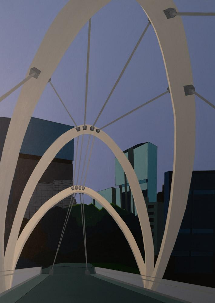 Marian Quigley - Seafarers Bridge