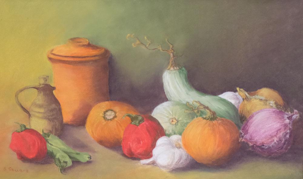 Sheryl Stuart - My Garden Harvest