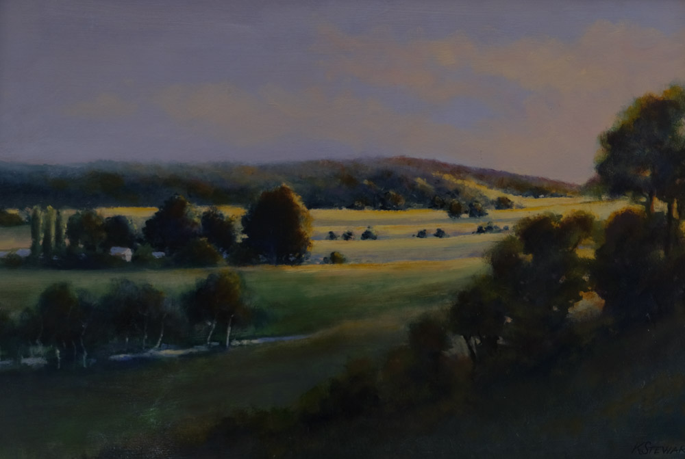 Keith Steward - Glen Alvie